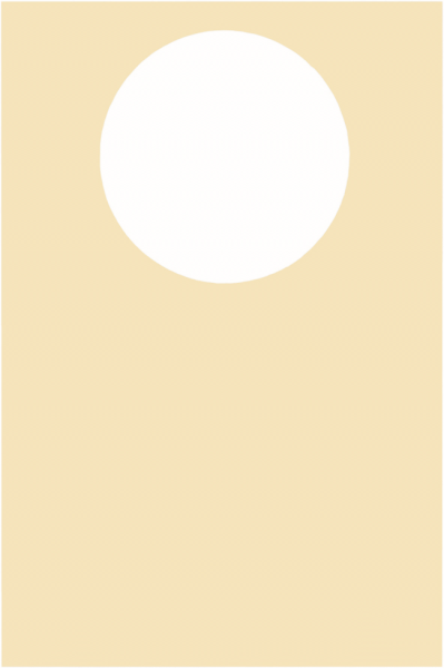 Duni Dunicel Lätzchen 40x60cm cream - 8x50 Stück