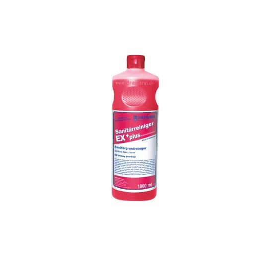 Dreiturm Sanitärreiniger EX +plus 1L Flasche