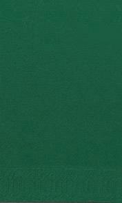 Duni Zelltuch Servietten 40x40 3lg 1/8 BF jägergrün - 4x250 Stück