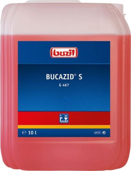 Buzil Bucazid® S G467 - 10L Kanister