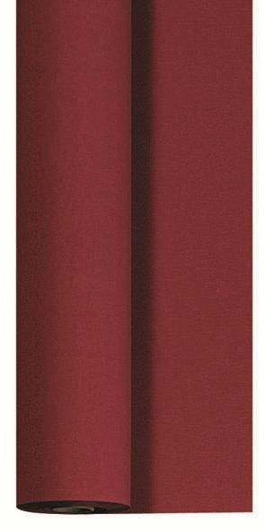 Duni Dunicel Tischdecke Rolle 40x1,18m bordeaux - 1 Stück