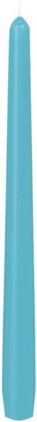 Duni Leuchterkerzen 250x22mm mint blue - 2x50 Stück