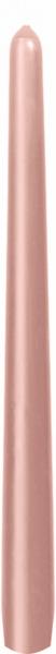 Duni Leuchterkerzen 250x22mm mellow rose - 2x50 Stück