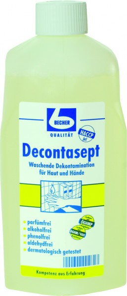 Dr. Becher Decontasept 1 L