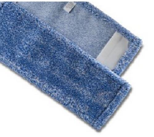 Mopptex Microfasermopp Premium blau meliert 40cm