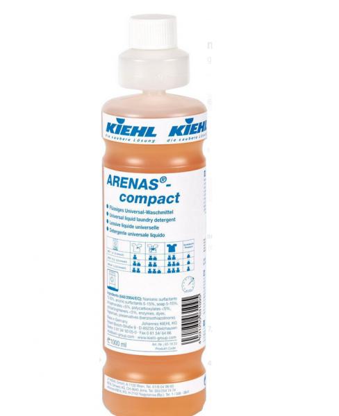 Kiehl ARENAS-compact 1 ltr. Flasche Flüssiges Universal-Waschmittel