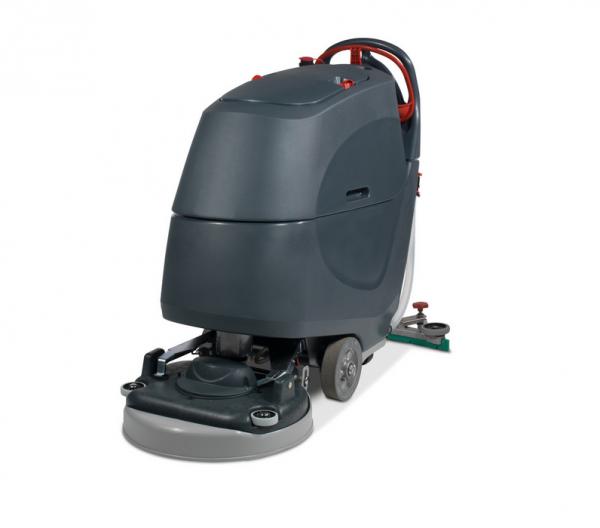 Numatic Batterie-Scheuersaugmaschine TGB6055/100T mit Antrieb inkl. PadLoc-Treibteller 508mm