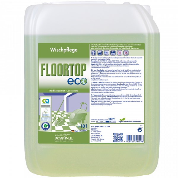 Dr. Schnell Floortop ECO 10 L