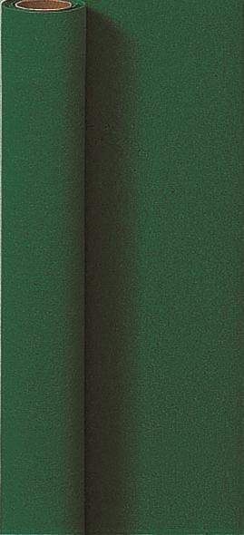 Duni Dunicel Tischdecke Rolle 10x1,18m jägergrün - 6x1 Stück