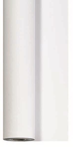 Duni Dunicel Tischdecke Rolle 10x1,18m weiß - 6x1 Stück