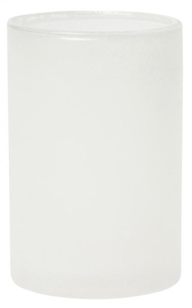 Duni Kerzenhalter Glas, Ice white - 2x4 Stück