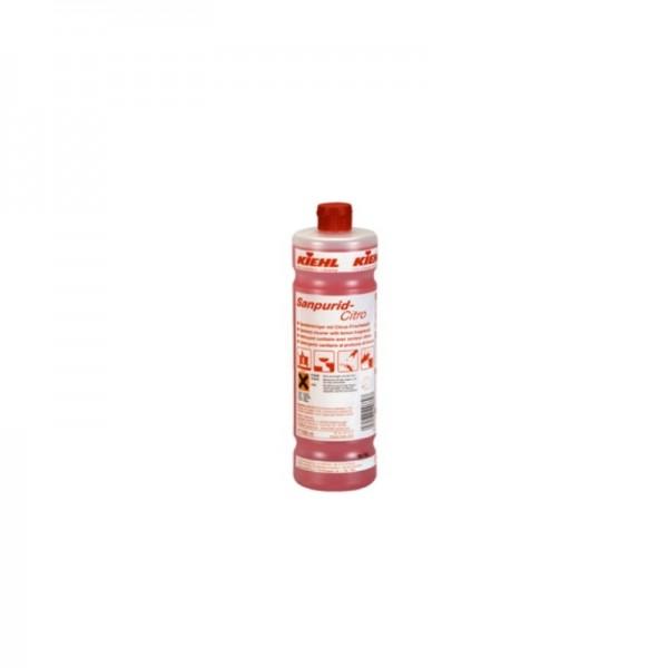 Kiehl Sanitärreiniger Sanpurid Citro 1L
