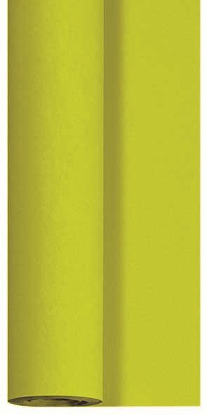 Duni Dunicel Tischdecke Rolle 10x1,25m kiwi - 6x1 Stück