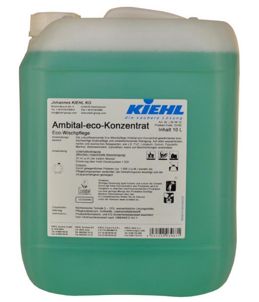Kiehl Ambital-Eco Konzentrat 10 ltr. Kanister Eco-Wischpflege