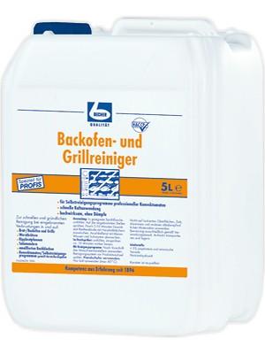 Dr. Becher Backofen und Grillreiniger 5 L