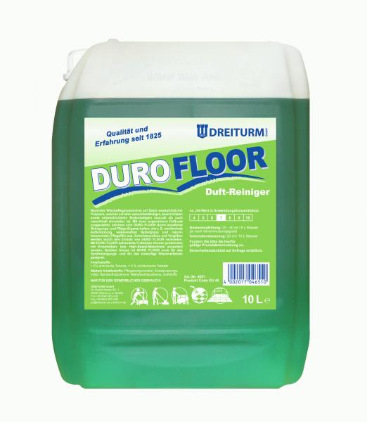 Dreiturm Wischpflege Duro Floor 10L - 4651