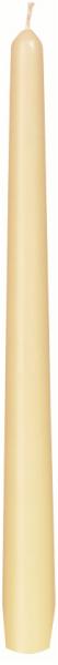 Duni Leuchterkerzen 250x22mm cream - 2x50 Stück