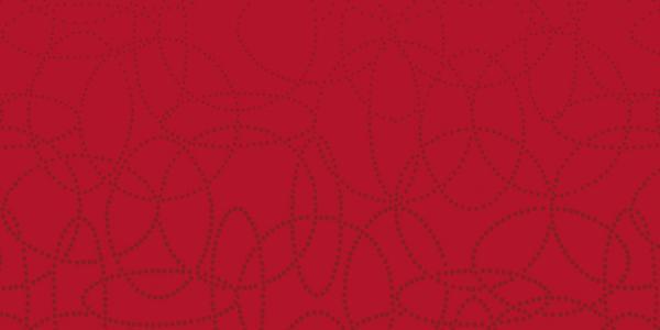Duni Dunisilk+ Mitteldecke 84x84cm Circuits rot  - 5x20 Stück