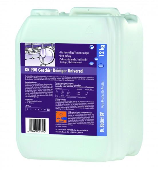 Dr. Becher Reiniger Chlor 12 kg