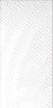 Duni Elegance Servietten 48x48cm 1/8 F Lily weiss - 6x40 Stück