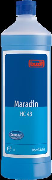 Buzil Intensivreiniger Maradin HC43  1 L