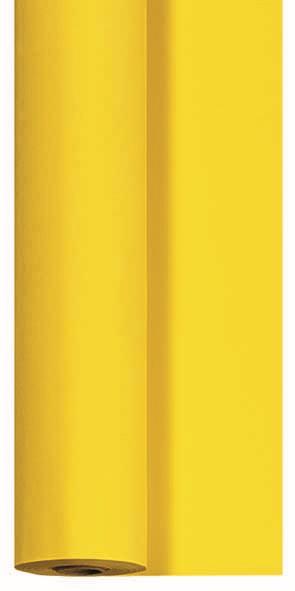 Duni Dunicel Tischdecke Rolle 40x1,18m gelb - 1 Stück