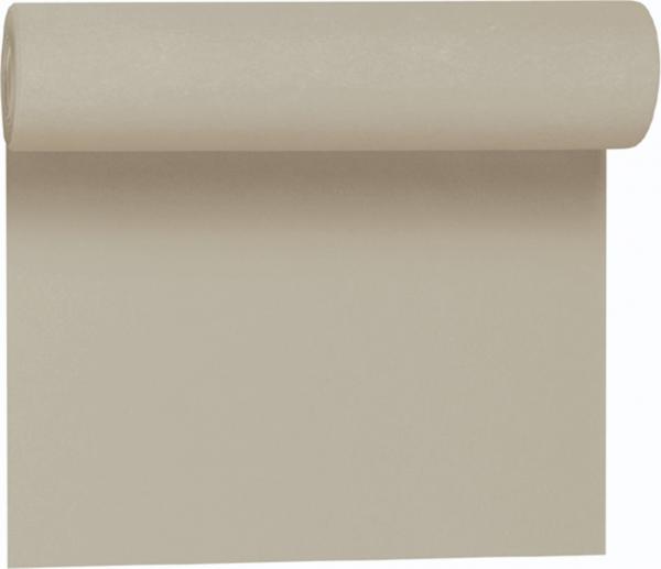 Duni DC Tête à Tête Tischläufer 0,4x24m greige - 6x1 Stück