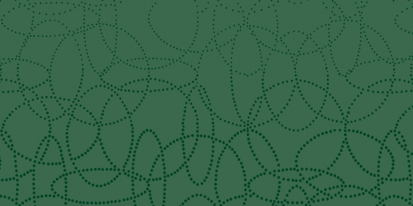 Duni Dunisilk+ Mitteldecke 84x84cm Circuits jägergrün  - 5x20 Stück