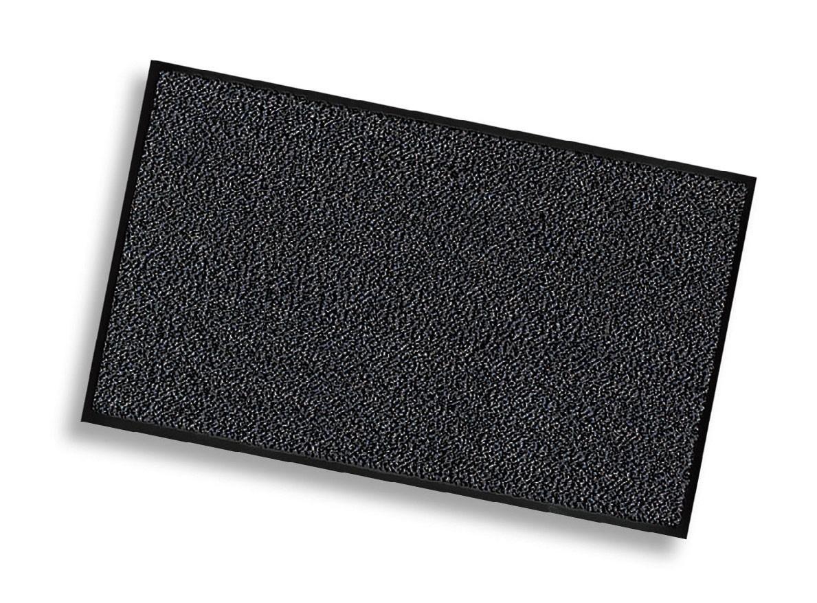n lle schmutzfangmatte 90 x 150 cm schwarz meliert 796005 schmutzfangmatten haushaltswaren. Black Bedroom Furniture Sets. Home Design Ideas