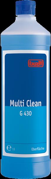 Buzil Aktivreiniger Multi Clean G430 - 1L Flasche