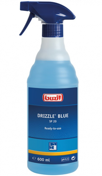 Buzil Drizzle® Blue SP20 - 600ml Flasche
