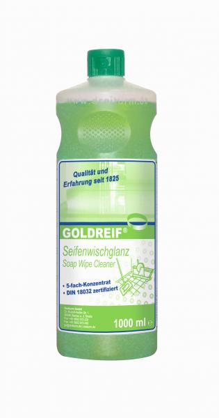 Dreiturm Goldreif Seifenwischglanz 1L - 4303