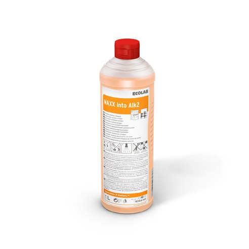 Ecolab Sanitärreiniger MAXX Into Alk2 1 l