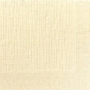Duni Zelltuch Servietten 40x40 Klassik cream  - 6x50 Stück
