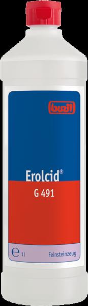 Buzil saurer Intensivreiniger Erolcid® G491 - 1L Flasche