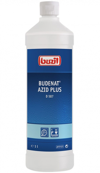 Buzil Budenat® Azid Plus D587 - 1L Flasche