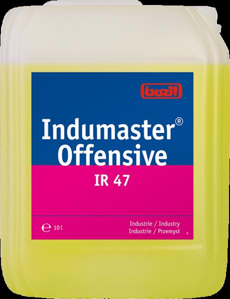 Buzil hochalkalischer Intensiv-Industriereiniger Indumaster® Offensive IR47 - 10L Kanister