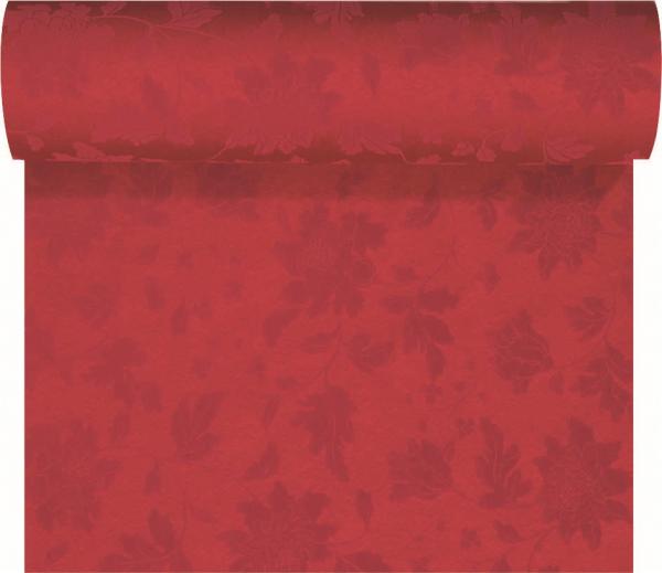 Duni DC Tete a Tete 0,45x24m Sensia bordeaux - 4x1 Stück