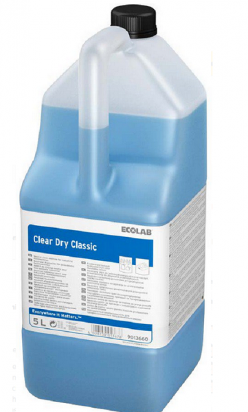 Ecolab Clear Dry Classic ( 1 Karton = 2 Kanister à 5 L )