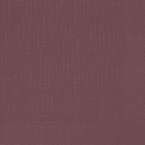 Duni Zelltuch Servietten 40x40 Klassik plum  - 6x50 Stück