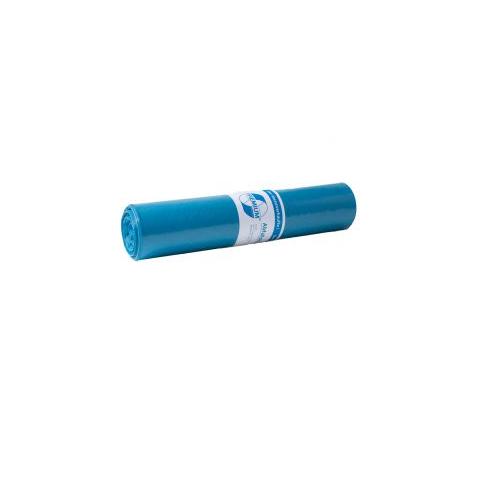 DEISS Müllsäcke 70 l blau LDPE 575x1000 Typ 60 ( 1 Rolle = 25 Stück )
