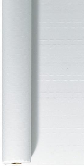 Duni Papier Tischdecke Rolle 100x1,0m weiß - 2x1 Stück
