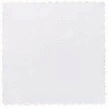 Duni Papier Dessert Deckchen 17x17cm weiß - 4x4000 Stück