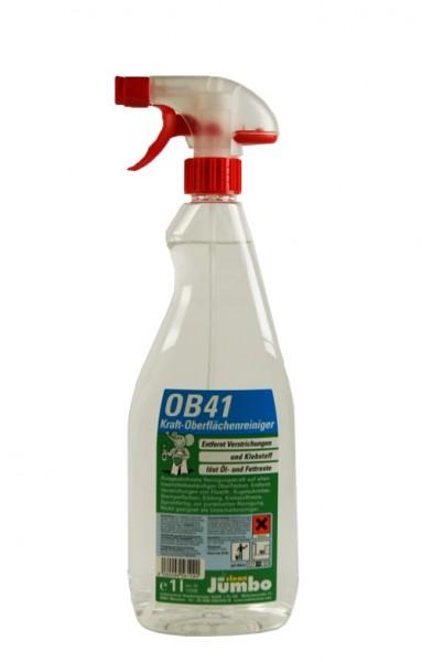 Cleanclub Kraft- und Oberflächenreiniger OB41 1L
