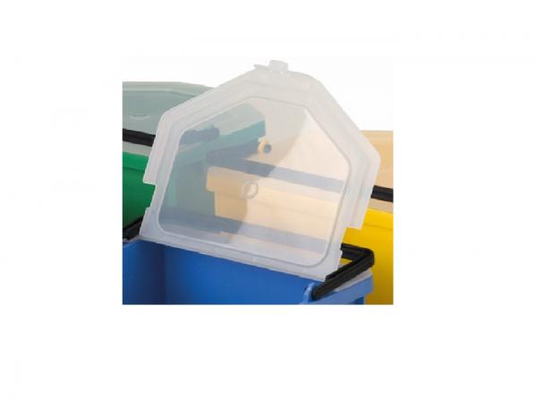 Numatic Deckel für 5 Liter Eimer, transparent