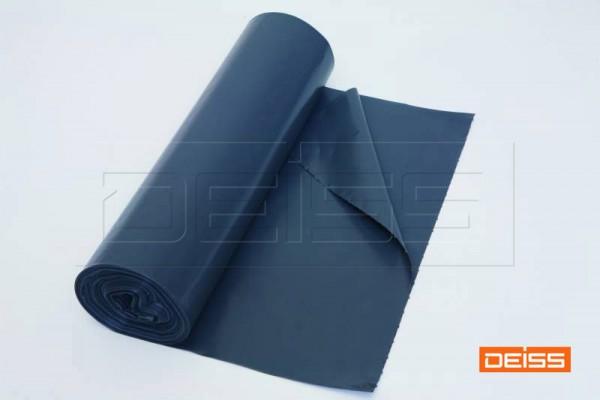 DEISS Abfallbeutel PREMIUM 60-80l grau (1 Rolle = 25 Stück)