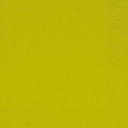Duni Zelltuch Servietten 33x33cm 1lg 1/4 F kiwi - 6x500 Stück