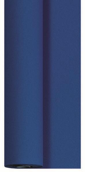 Duni Dunicel Tischdecke Rolle 40x1,18m dunkelblau - 1 Stück
